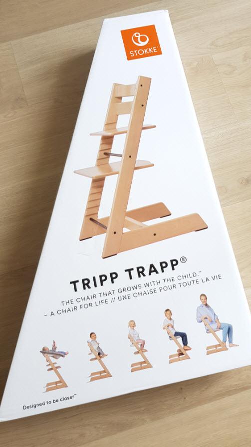 Montage Tripp Trapp