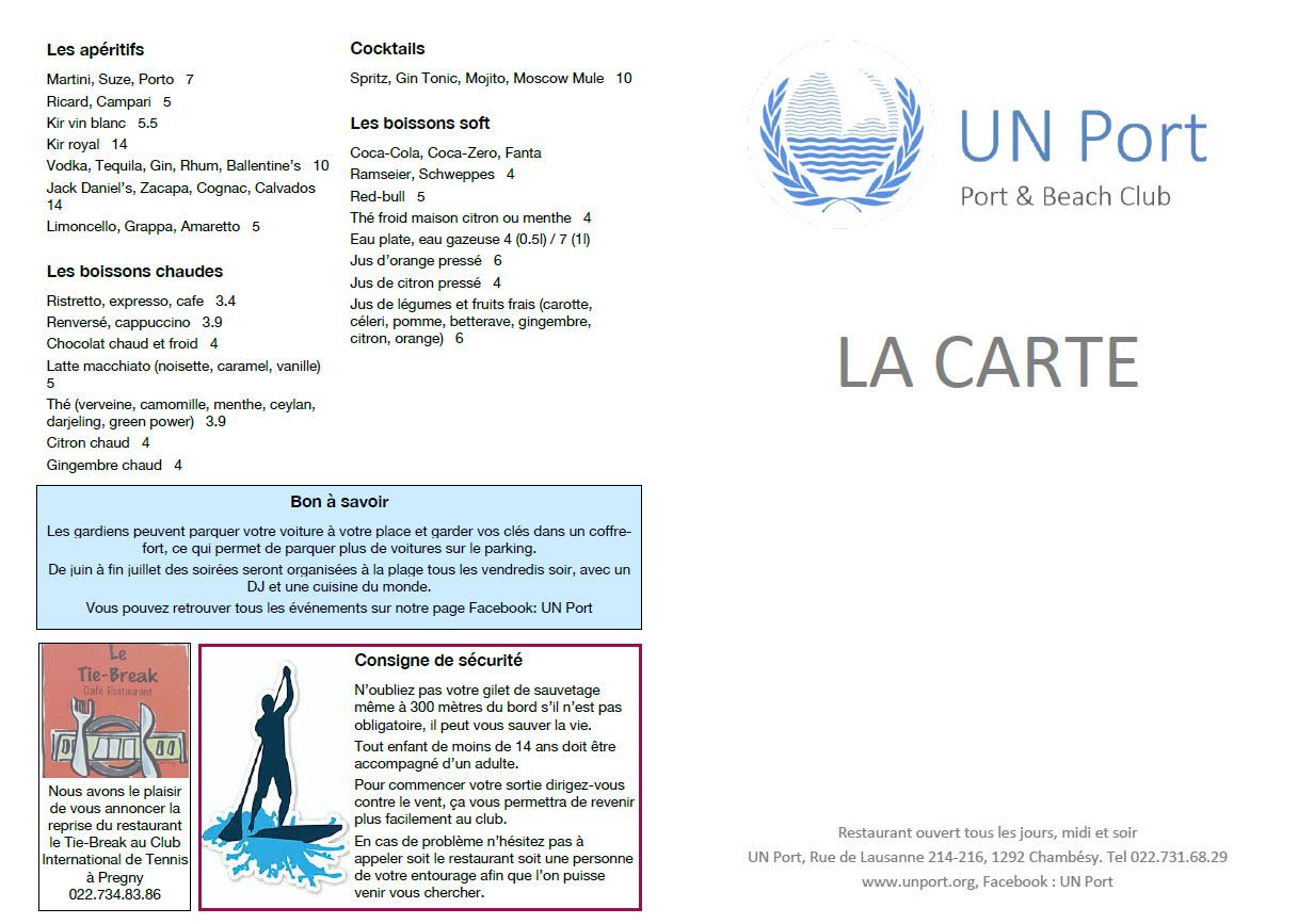 Plage ONU Geneve