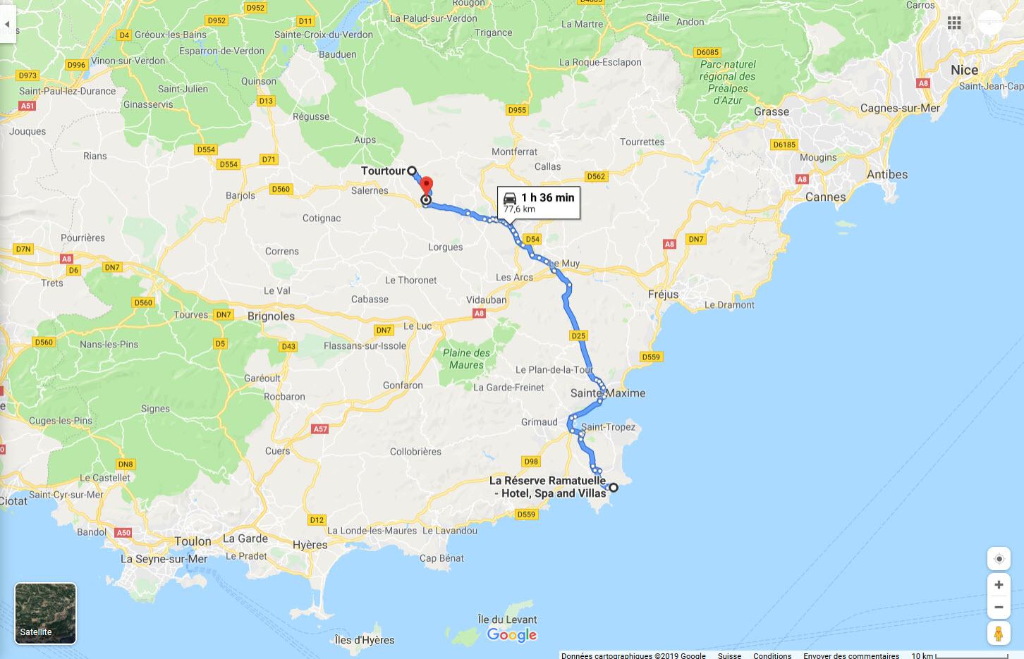 Roadtrip sud france jour 4