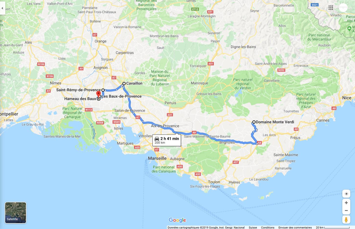 Roadtrip sud france jour 5