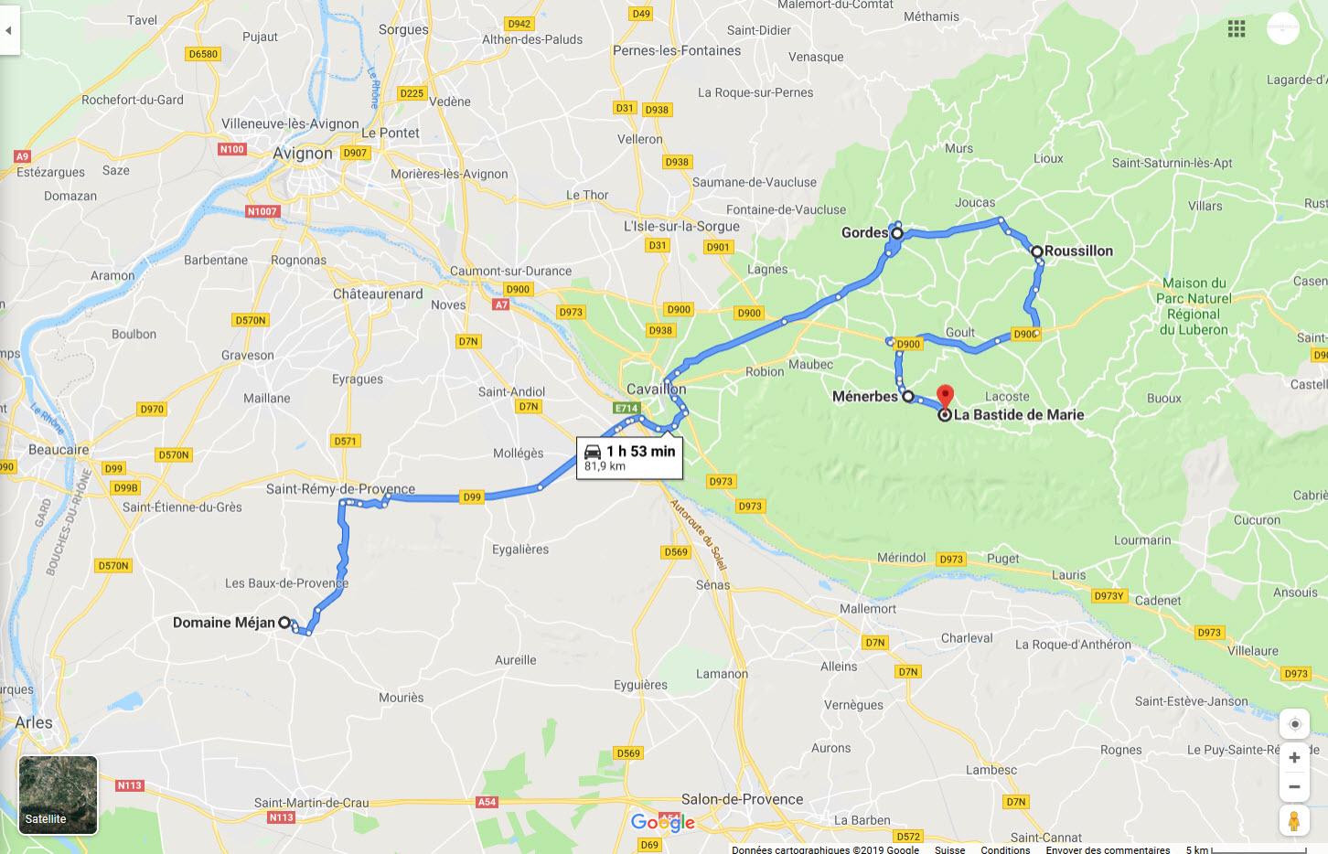 Roadtrip sud france jour 8