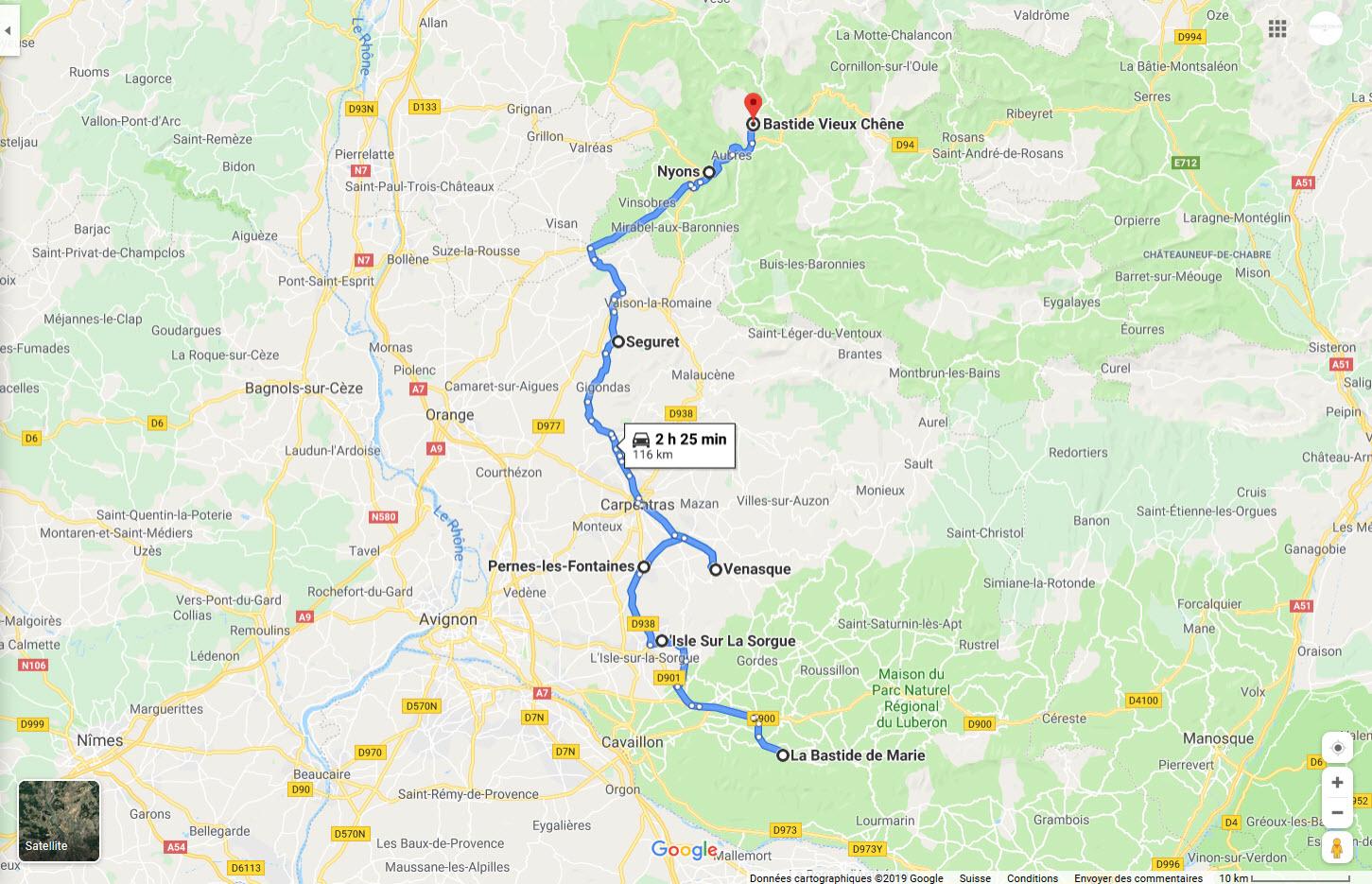 Roadtrip sud france jour 9