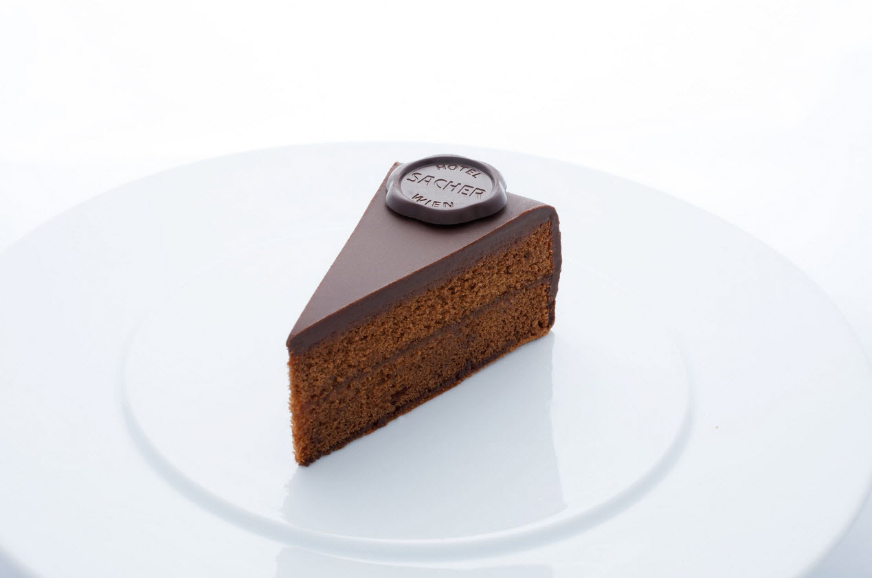 Original Sacher tourte