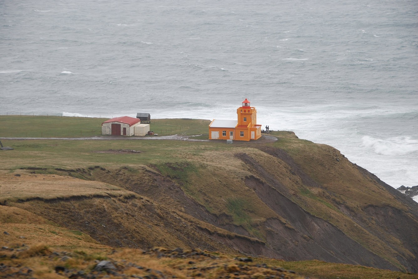 Tour Islande guide pratique phare