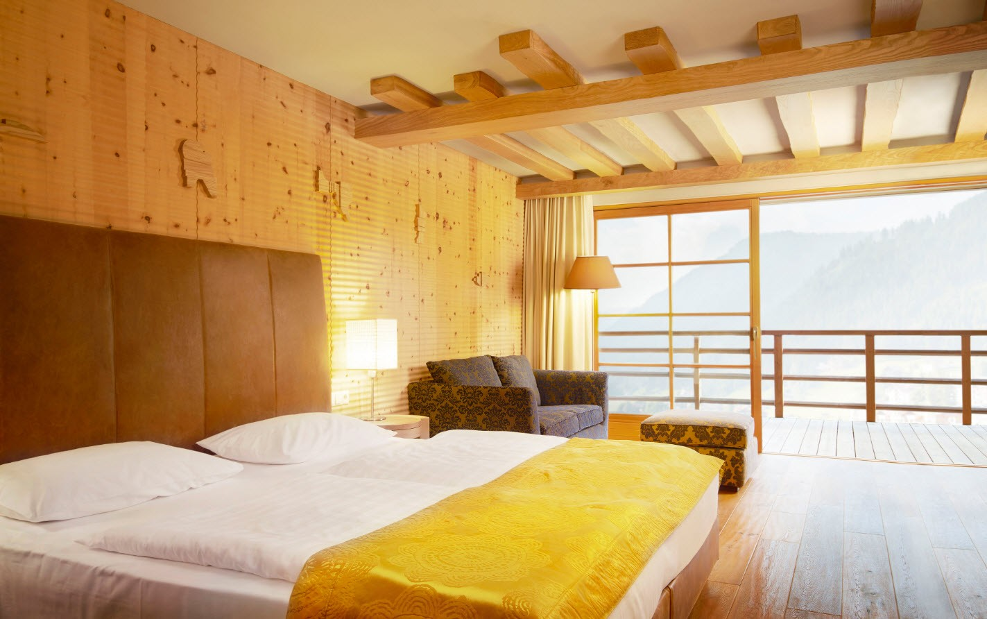 Adler Spa Resort Balance - Dormir - Dolomites (c) Adlersparesorts
