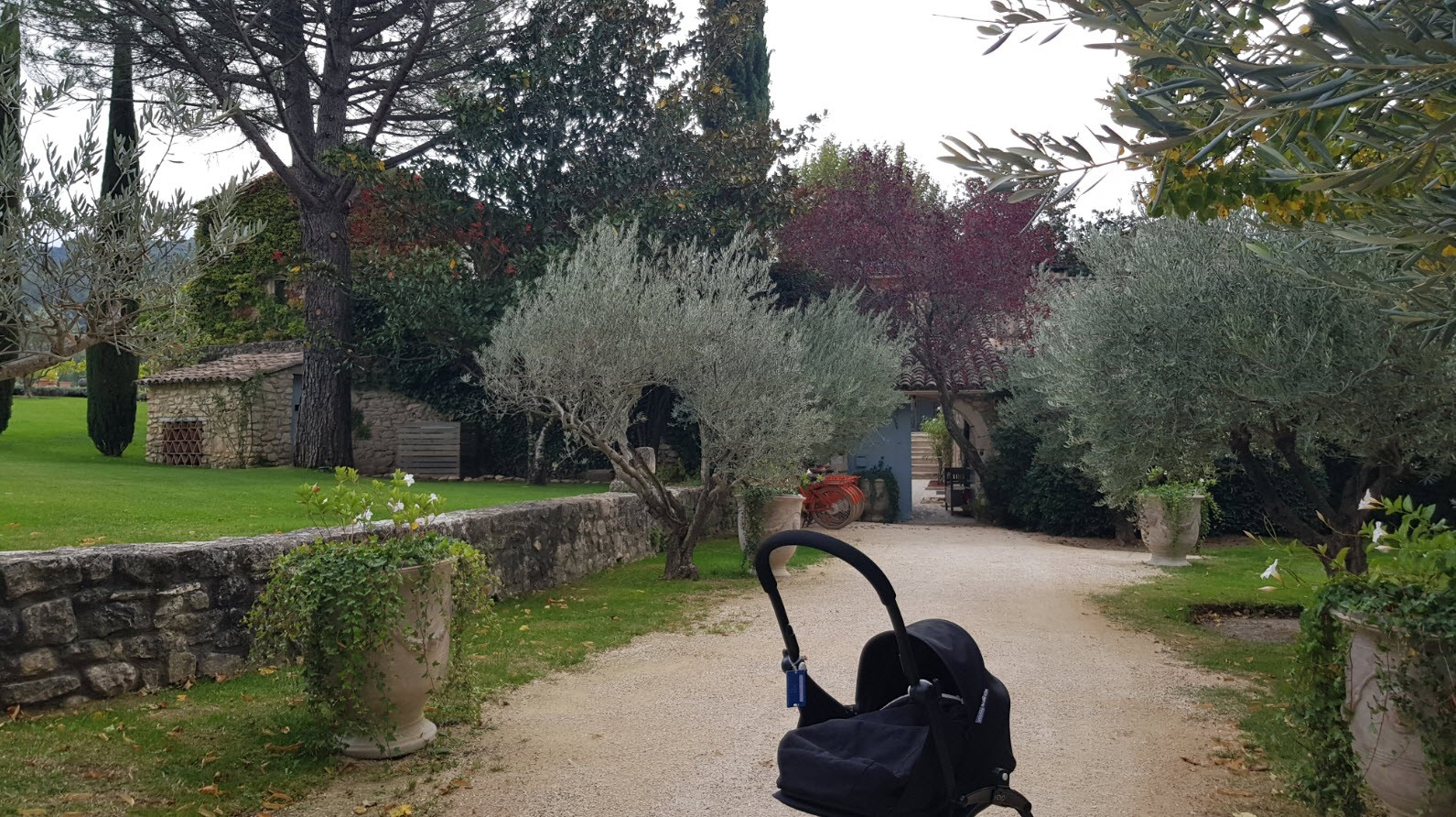 Hotel kids friendly Luberon