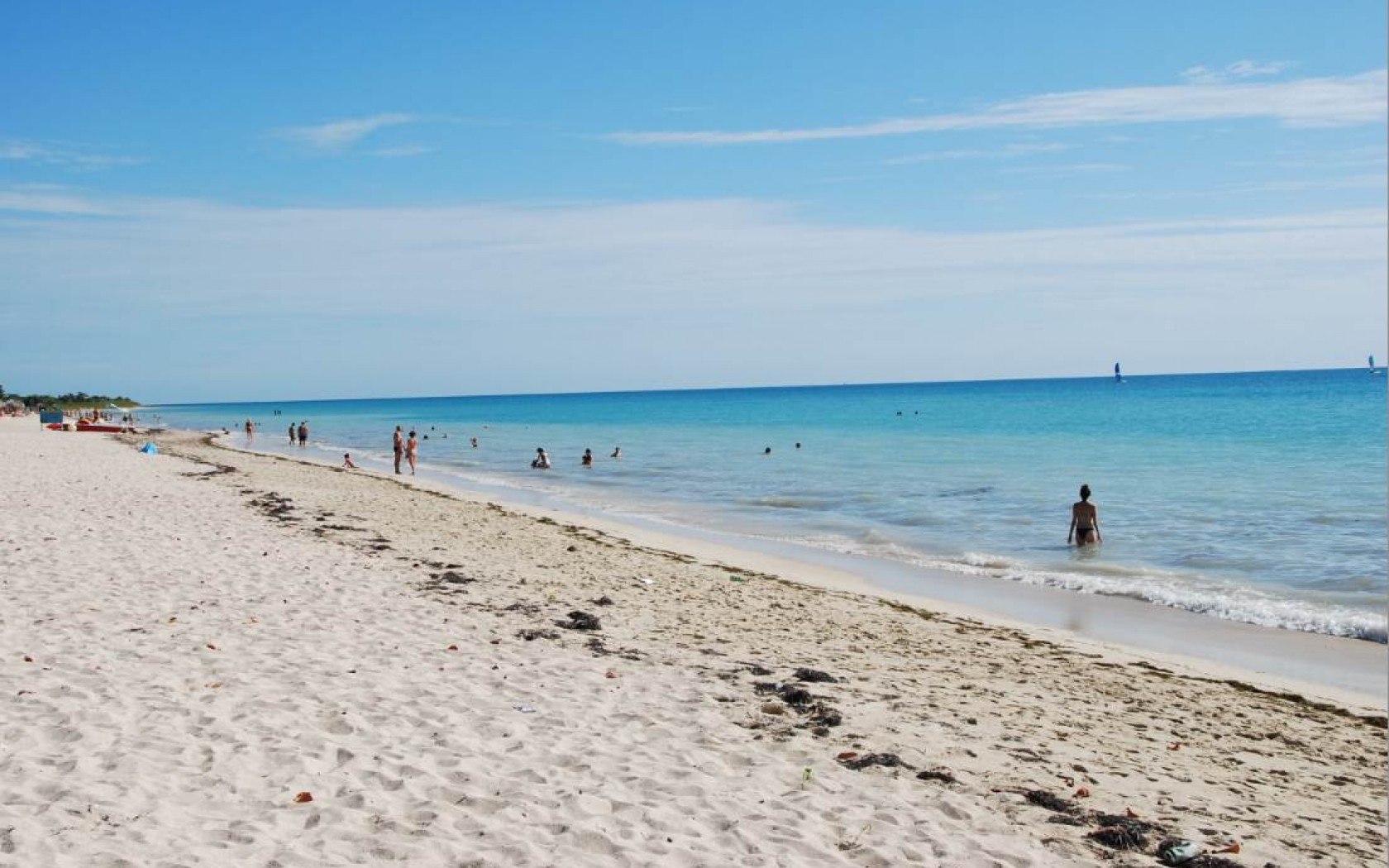 Playa Ancon à Cuba: la plus belle du sud du pays