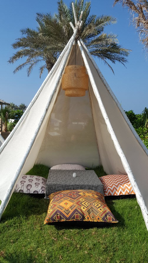 Tipi amenage