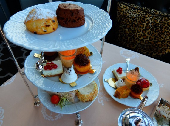 Hotel Angleterre afternoon tea 09