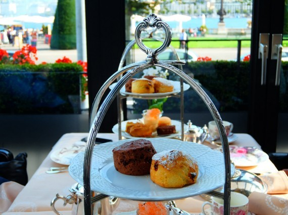Hotel Angleterre afternoon tea 12