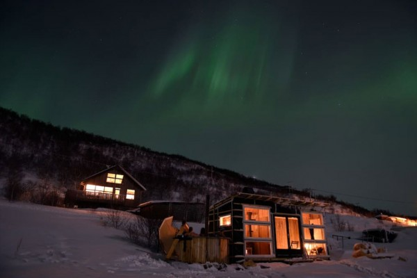 The House of Aurora Borealis