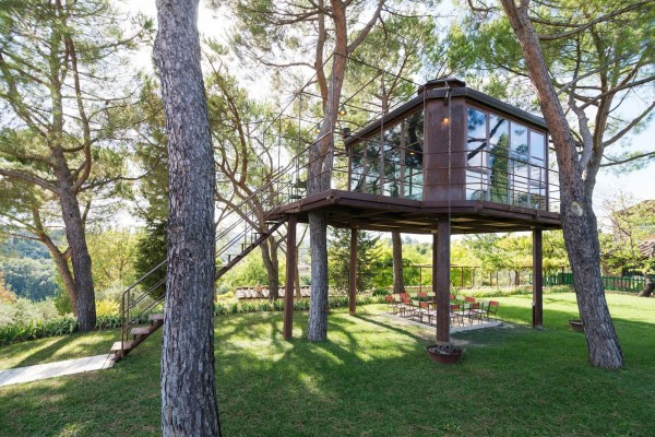 Tree House Casa Barthel