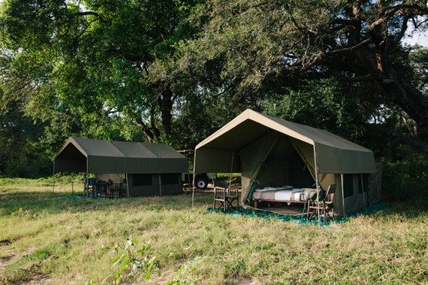 Tented Camp Chilo Gorge