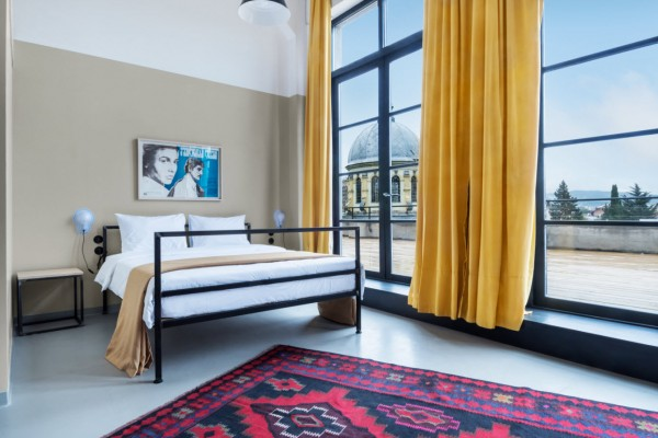 Apartment Style Suite Fabrika Tbilisi