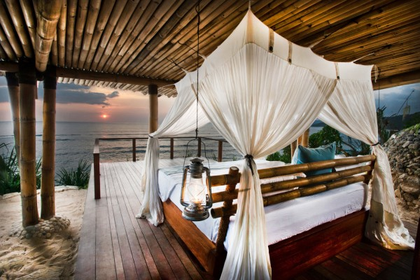 Sleep under the stars at Nihi Sumba Island