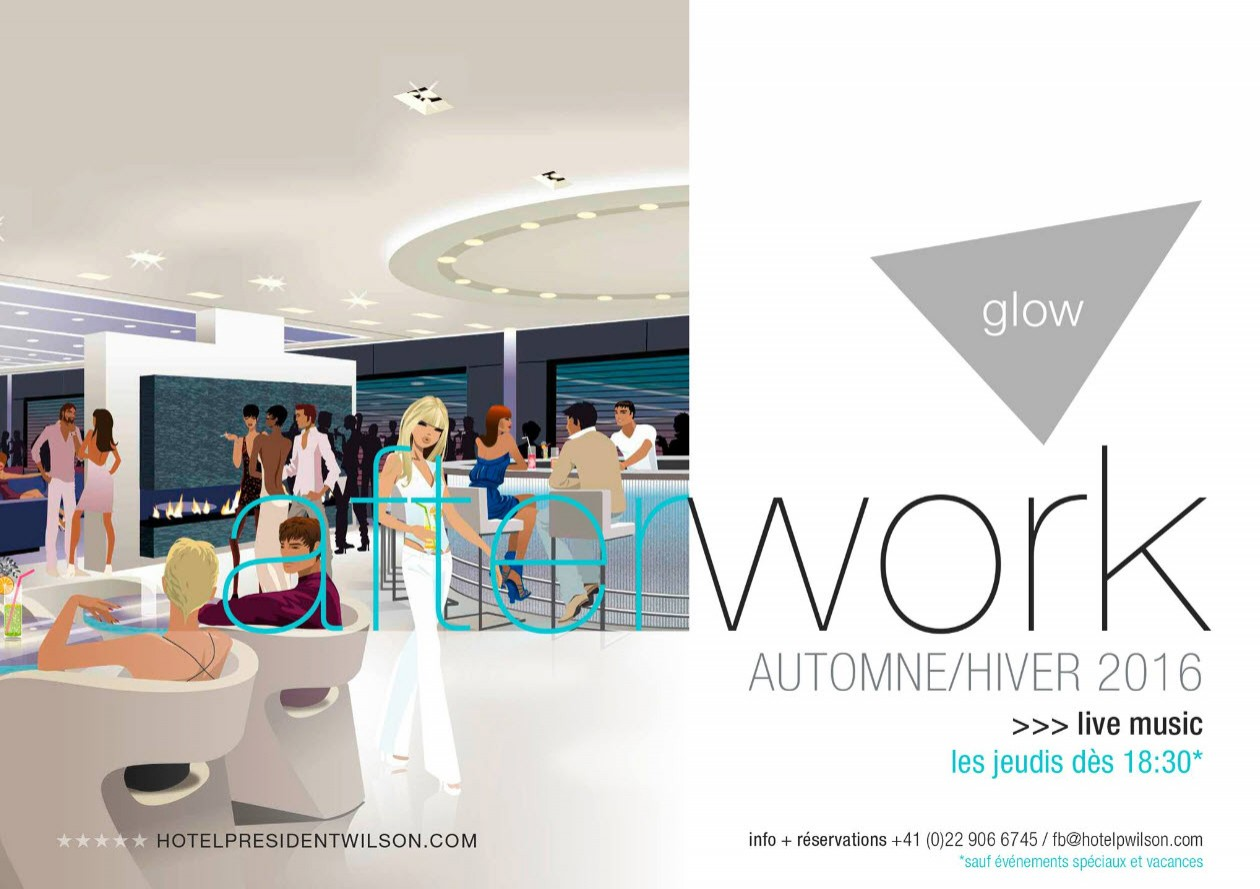 Afterwork Glow Bar