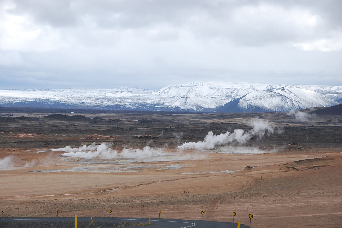 Itineraire Road trip Islande Central and North Iceland