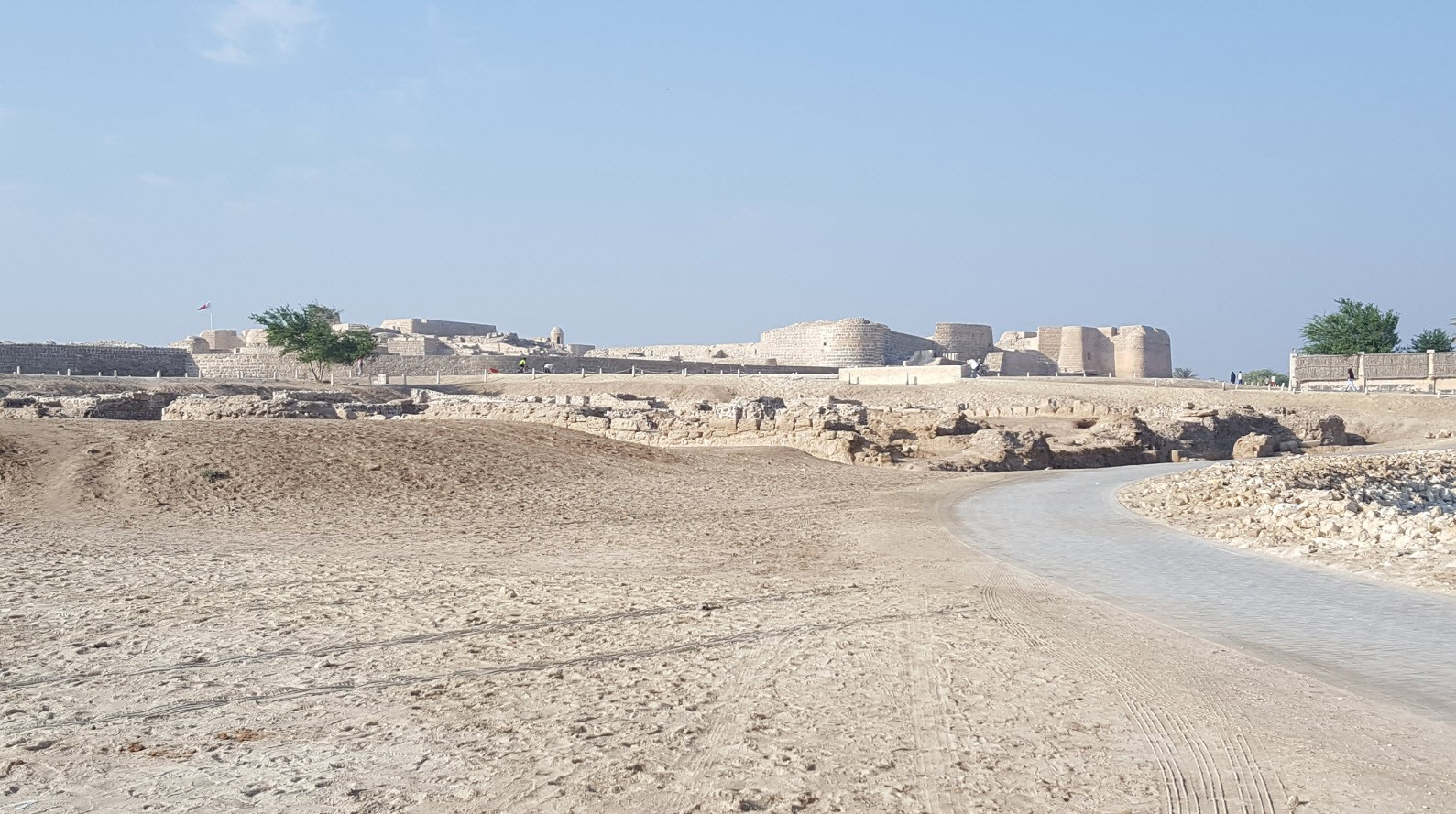 Fort Bahrain 1