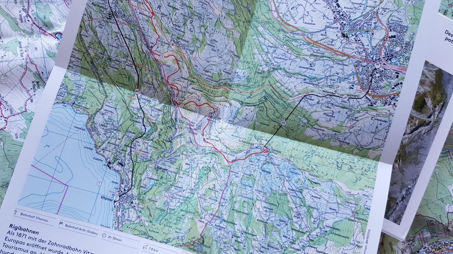 chemins et routes historiques de suisse