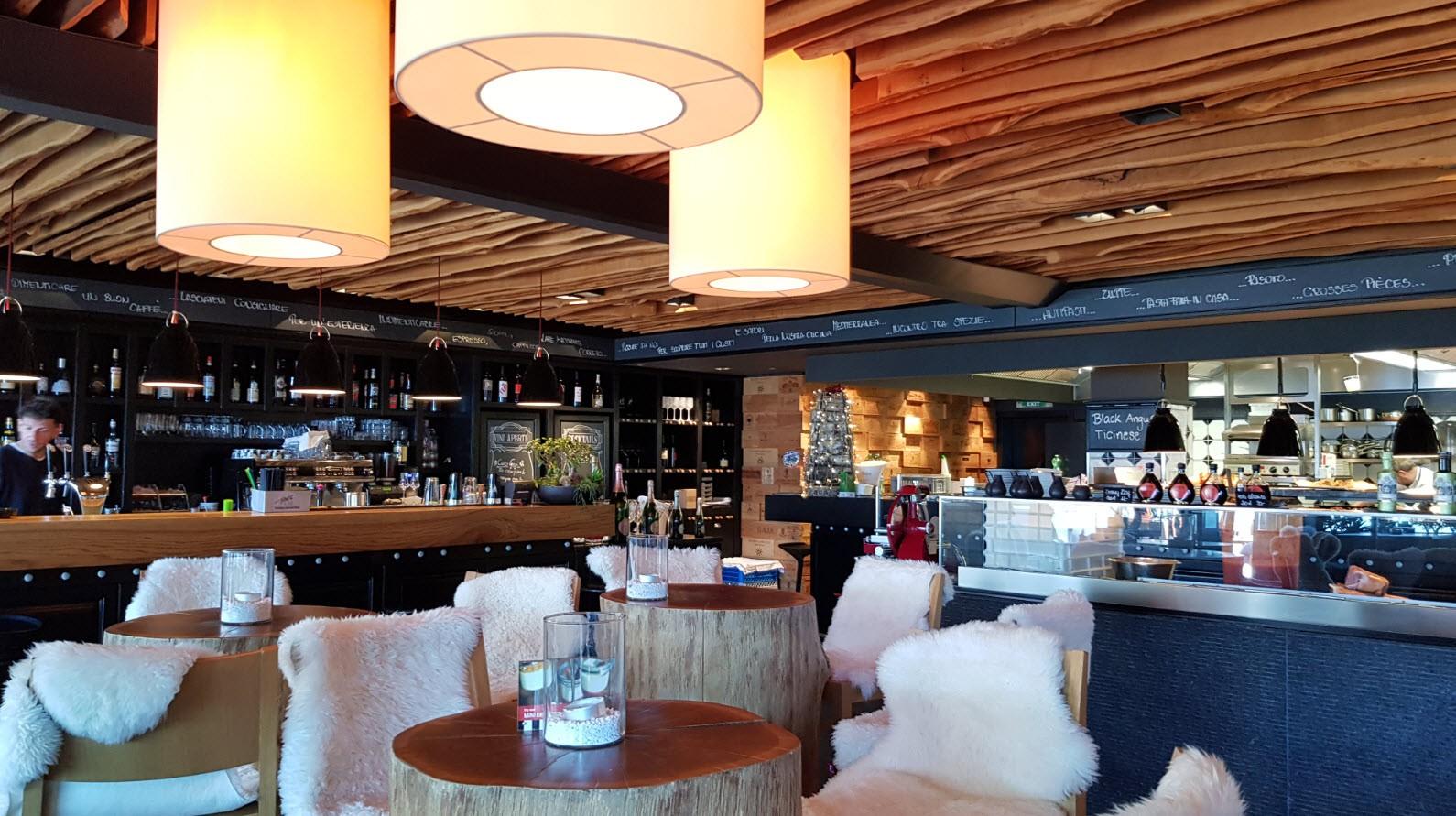 Lacs Italiens Restaurant Michelin