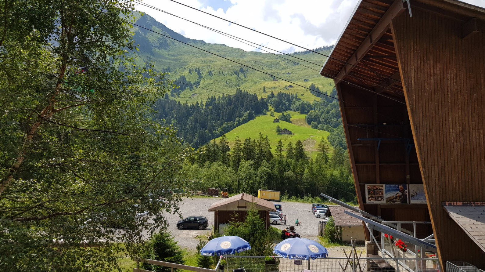 Telepherique Adelboden