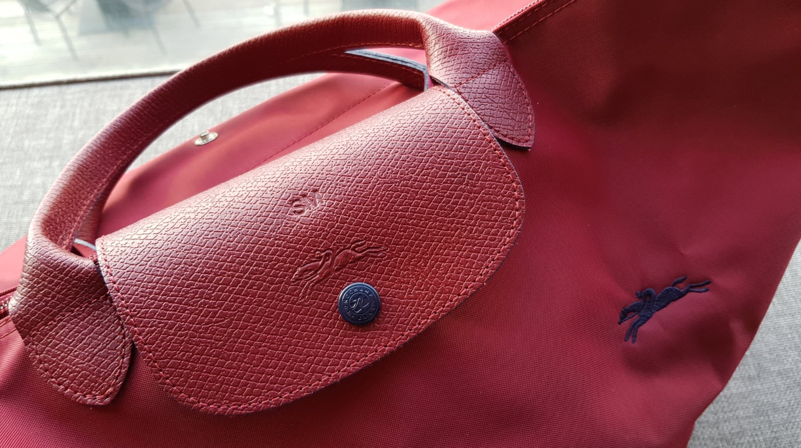 Sac pliage Longchamp pour weekend