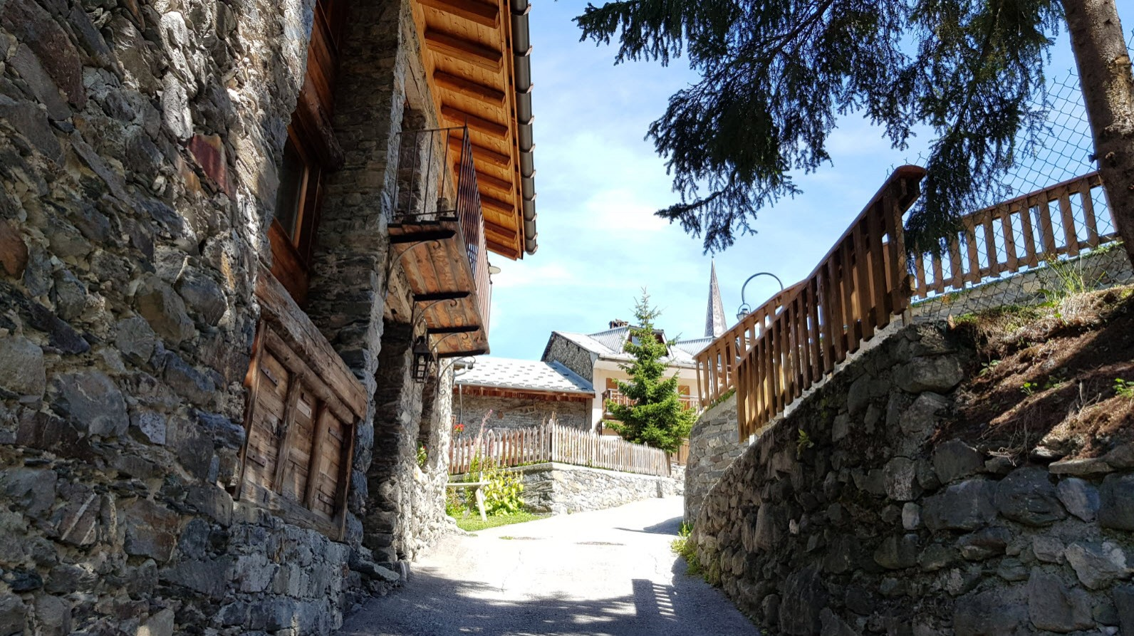 Village des 3 Vallees