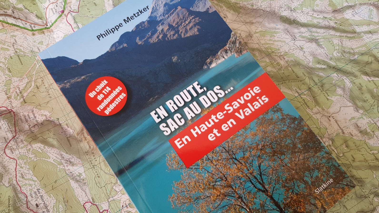 Guide rando bassin lemanique