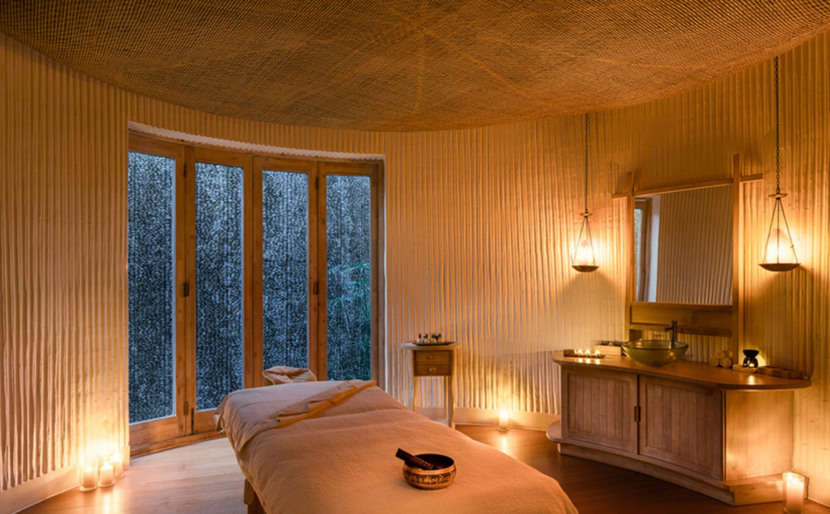 Spa Six Senses Qing Cheng Mountain