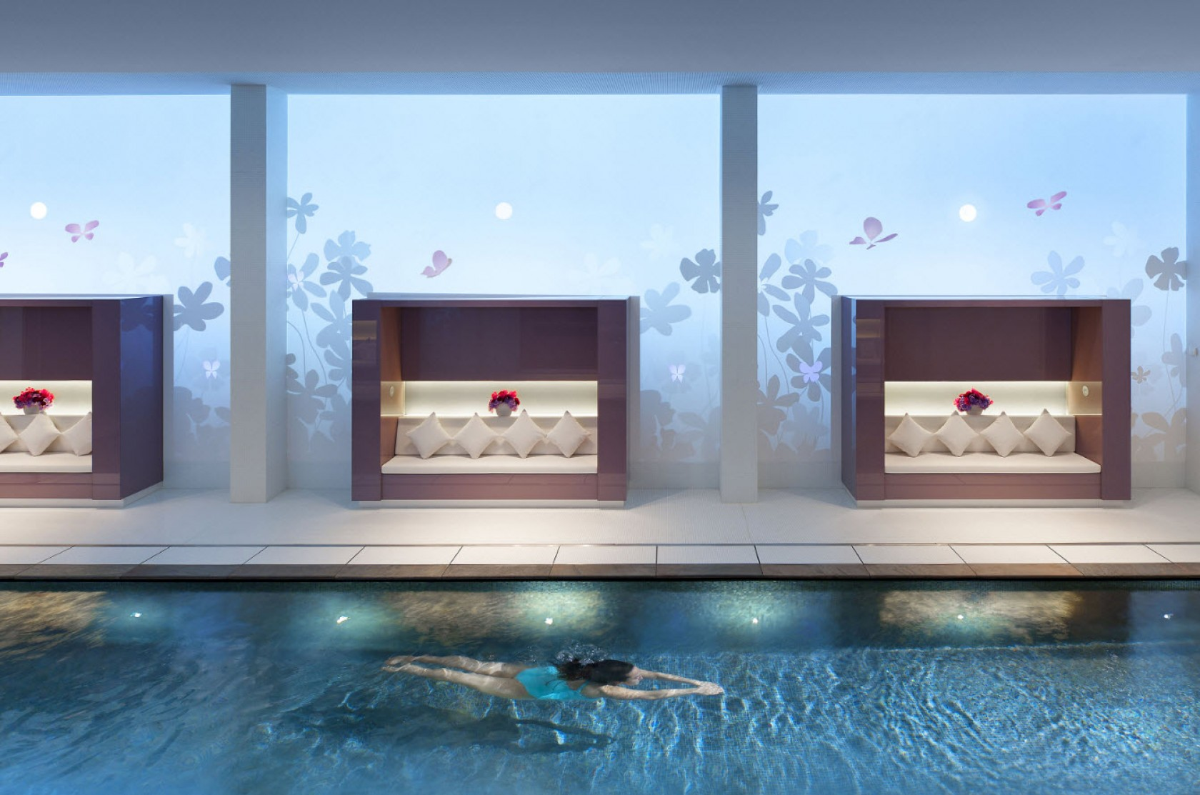 The Spa Mandarin Oriental Paris
