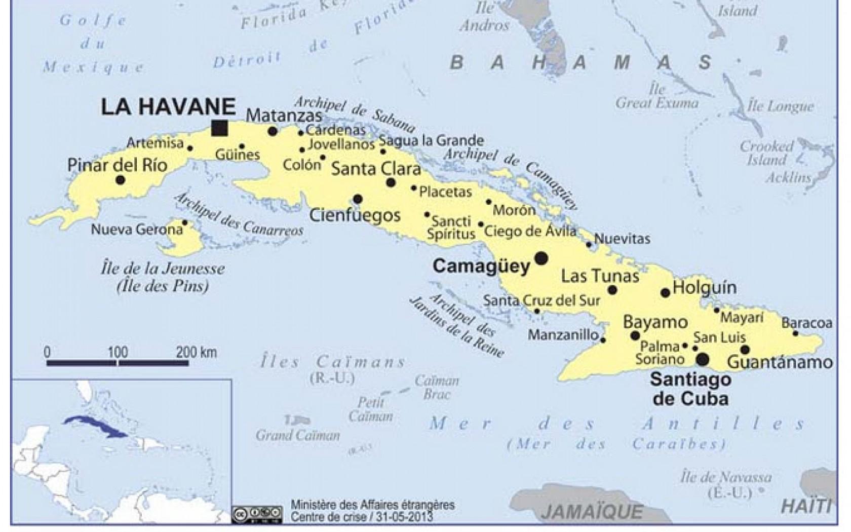 Carte Cuba Guide Du Routard.Preparer Son Voyage A Cuba Inspiration For Travellers