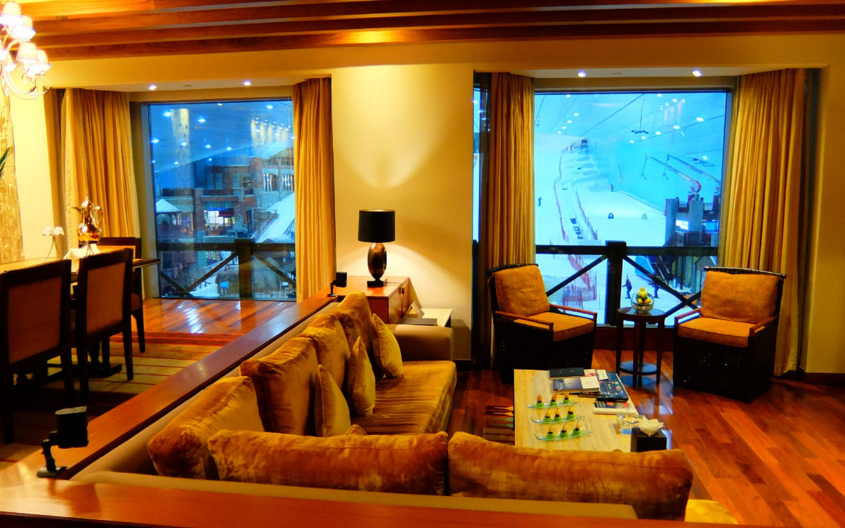 Ski Chalet Kempinski Mall of the Emirates Dubai