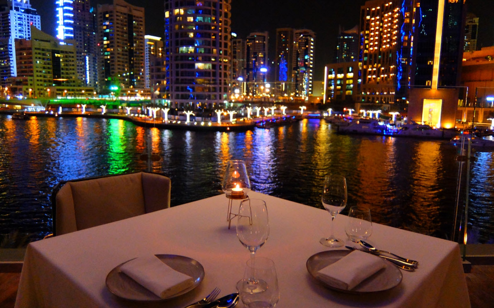 Marina Social by Jason Atherton at InterContinental Dubai Marina