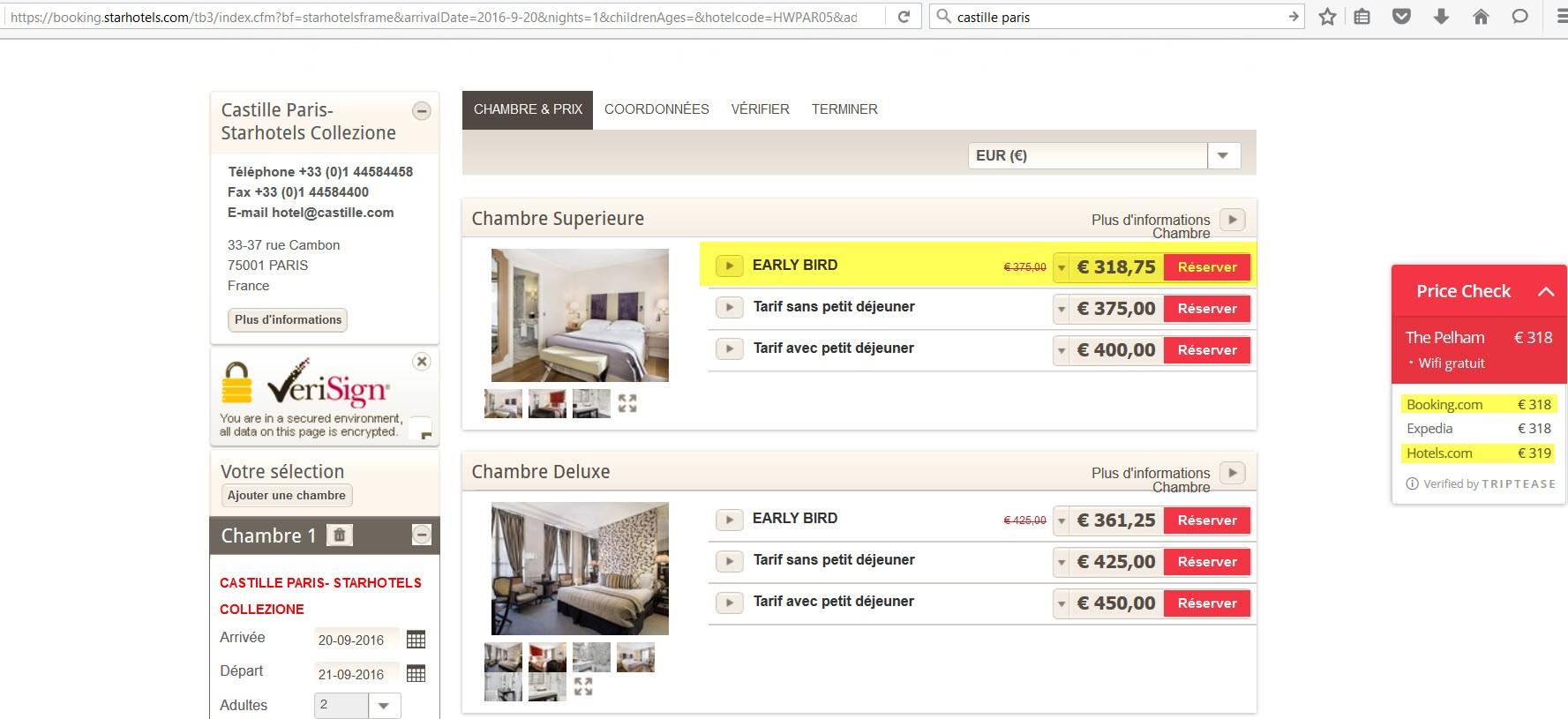 Pourquoi r server avec et comment gagner des for Meilleur site de reservation hotel en ligne