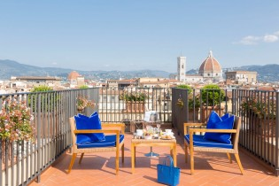 Rooftop Terrace Suite Hotel Lungarno