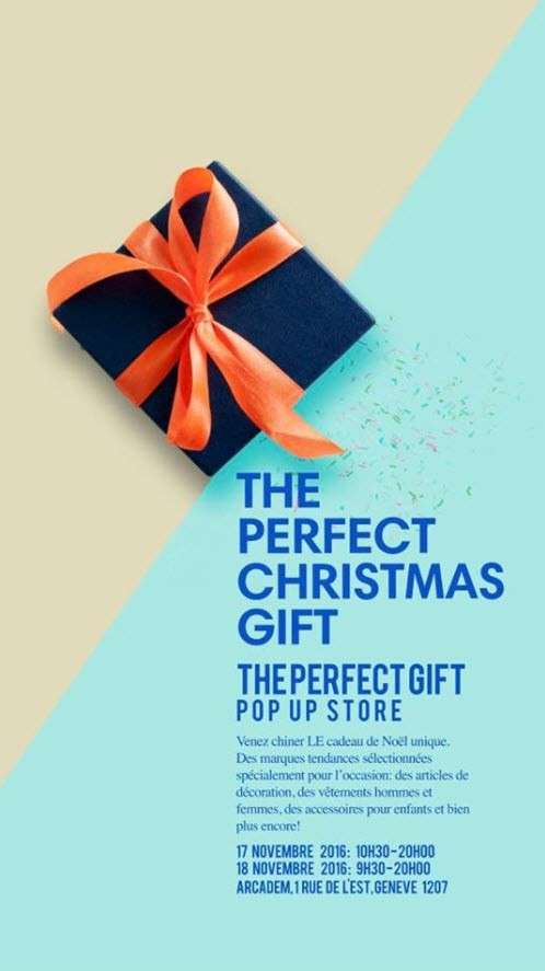 The Perfect Gift Pop Up Store