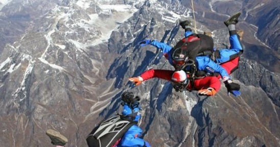 Everest Skydive 05