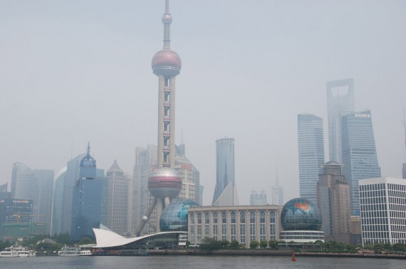 Shanghai Pudong and The Bund (14)