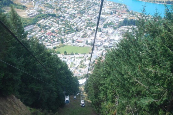 Queenstown from the top 01