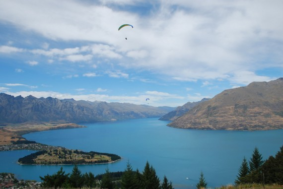 Queenstown from the top 04