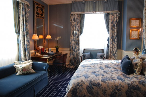 Presidential Suite Hotel d'Angleterre (5)