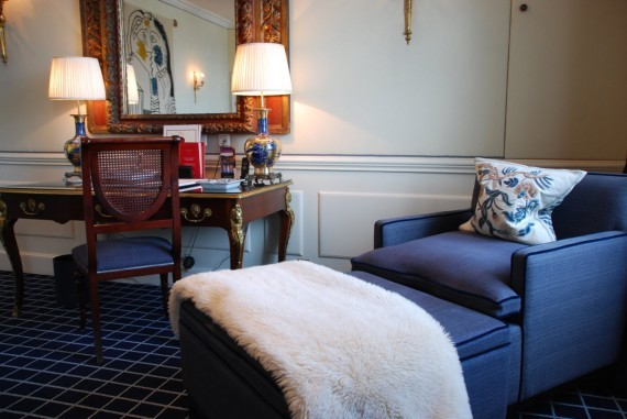 Presidential Suite Hotel d'Angleterre (8)