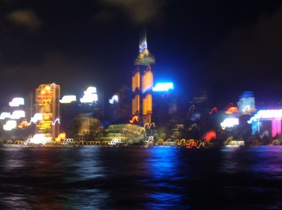 Hong-Kong by night (6)