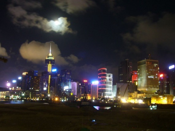 Hong-Kong by night (10)