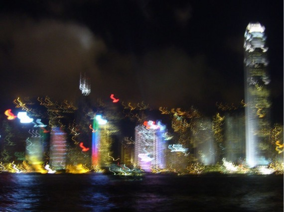 Hong-Kong by night (5)