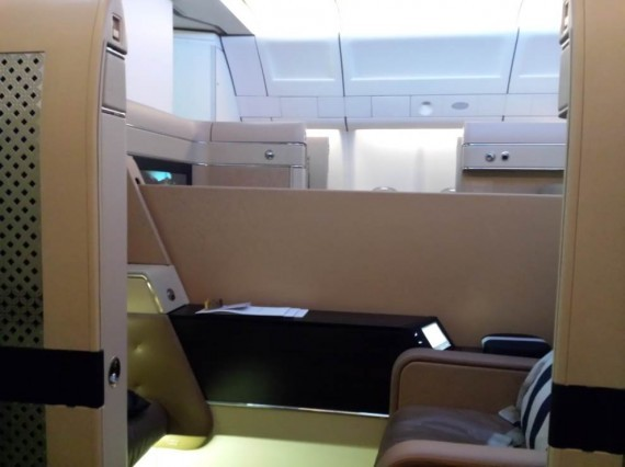 Etihad Diamond First Class GVA-AUH (1)