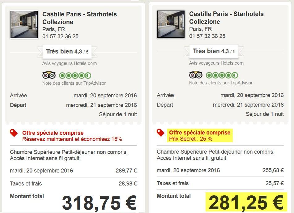 Pourquoi r server avec et comment gagner des for Site pour reserver hotel pas cher