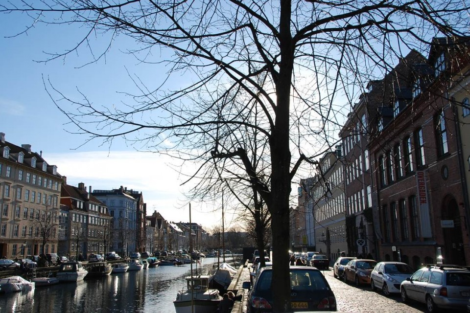 Un weekend à Copenhague (1/2)