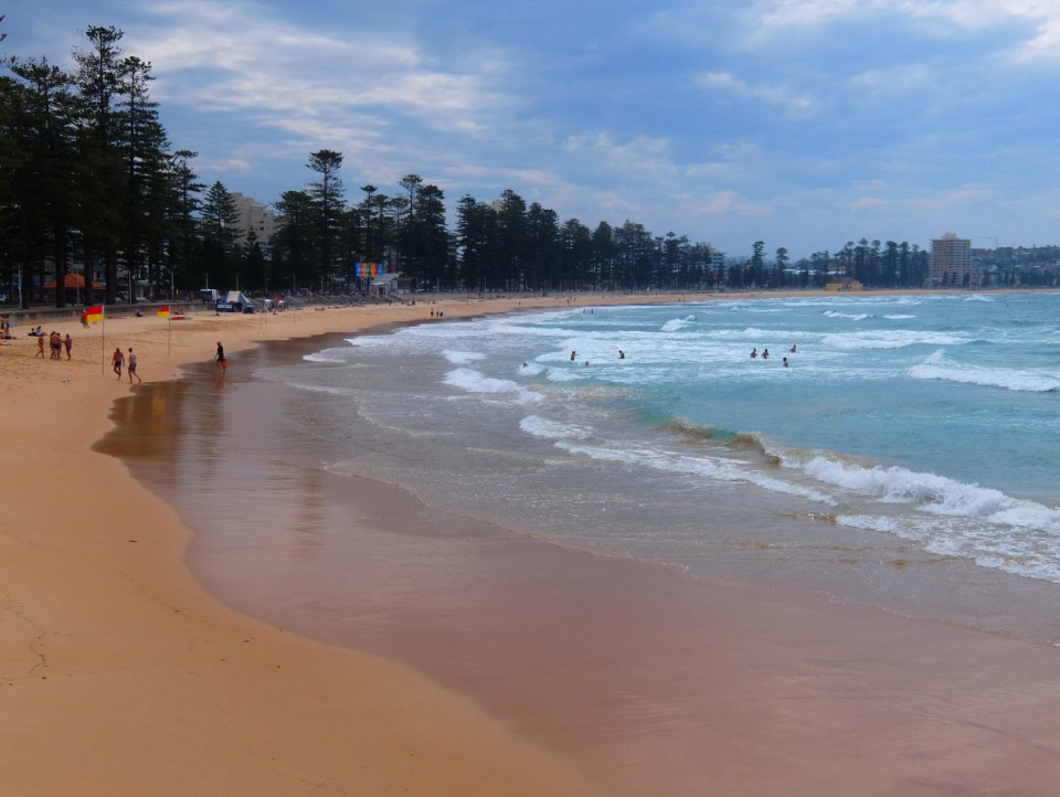Escapade à Manly Beach