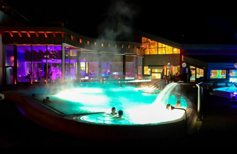 Thermes d'Ovronnaz et Panoramic Alpine Spa